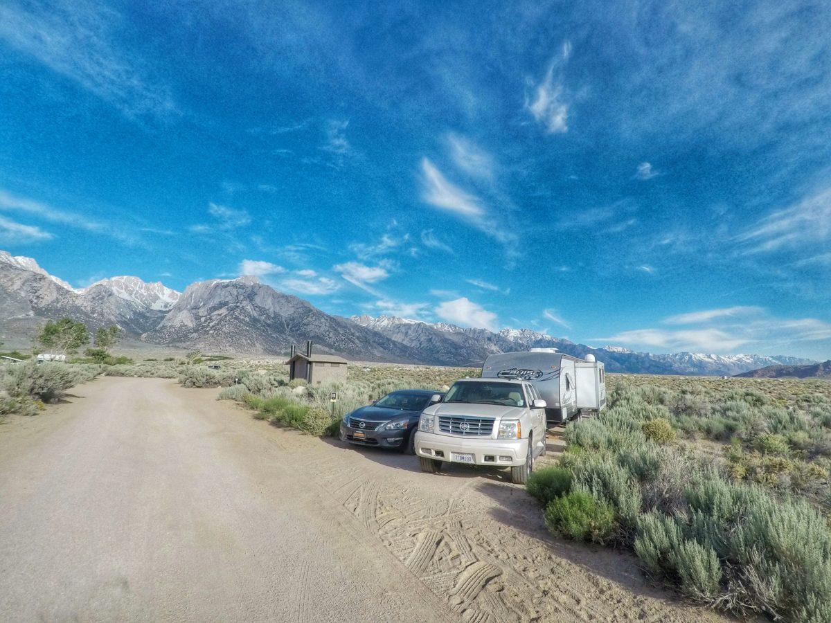Sparkle Like Sunshine in the Sierra Nevada Wilderness